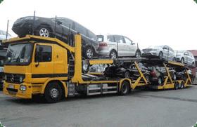 Автовоз из Одессы в Днепр