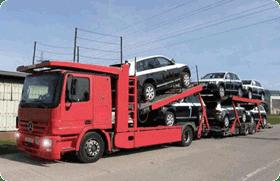 Автовоз из Одессы в Винницу